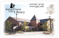 IPPL Library Card